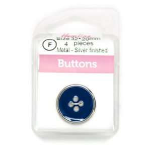 Button Box Metal