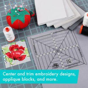 Creative Grids Rulers - Fussy Cut