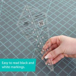 Creative Grids Rulers - Triangle