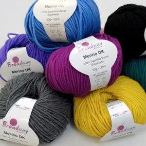 Knitting Yarn - Broadway