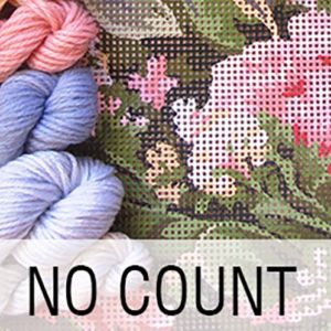 No Count Cross Stitch