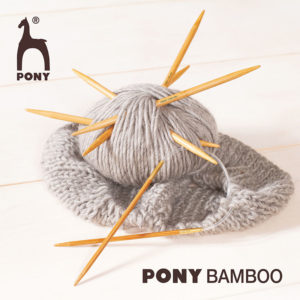 Pony Bamboo Needles